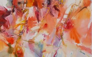 Orchestre Jazz - La soupe angevine