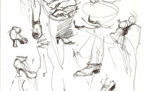 Croquis et dessins